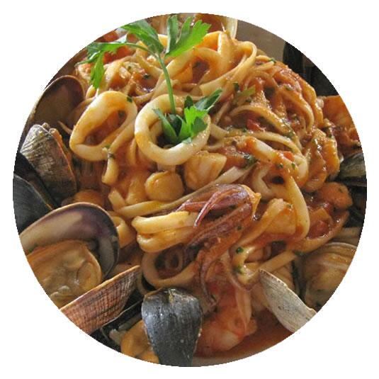 Seafood Pasta Recipe | MyRecipes.com - Find the Best Recipes